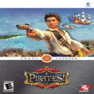 Sid Meier's Pirates!(Mac)