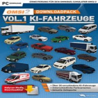 OMSI 2 Add-on Downloadpack Vol. 1 - KI-vehicles (DLC)