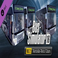 Bus Simulator 16 Mercedes-Benz-Citaro (DLC2)
