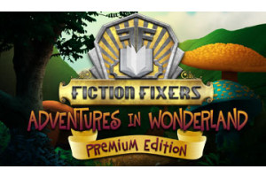 Fiction Fixers - Adventures in Wonderland Premium Edition