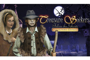 Treasure Seekers Follow the Ghosts Collector's Edition