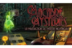 Macabre Mysteries: Curse of the Nightingale