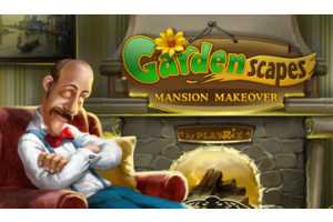 Gardenscapes Mansion Makeover Collector's Edition