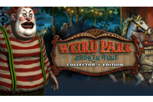 Weird Park: Broken Tune Collector's Edition