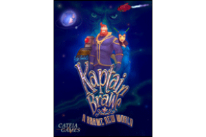 Kaptain Brawe: A Brawe New World (Mac)