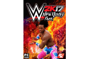 WWE 2K17 - New Moves Pack (DLC)