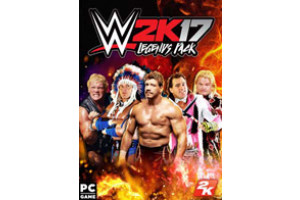 WWE 2K17 - Legends Pack (DLC)