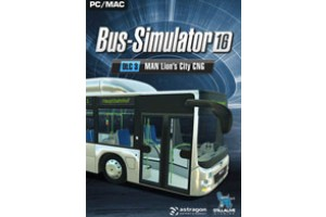Bus Simulator 16 MAN Lion's City CNG Pack (DLC3)