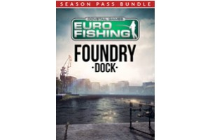 Euro Fishing Foundry Dock + Season Pass