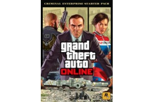 Grand Theft Auto V - Criminal Enterprise Starter Pack