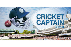 Cricket Captain 2014