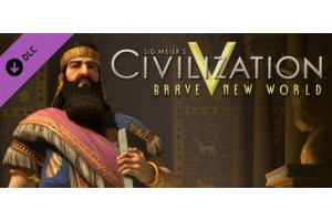 Sid Meier's Civilization V: Brave New World DLC (Mac)