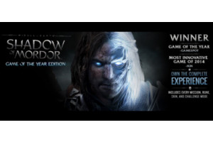 Middle-earth™- Shadow of Mordor™ - GOTY Edition (Mac)