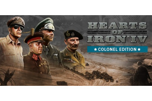 Hearts of Iron IV - Colonel Edition